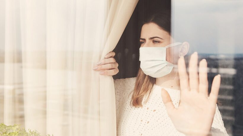 Do not be overcome by anxiety in quarantine?
