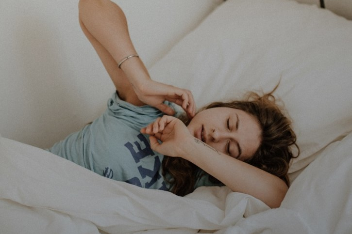 want to sleep well